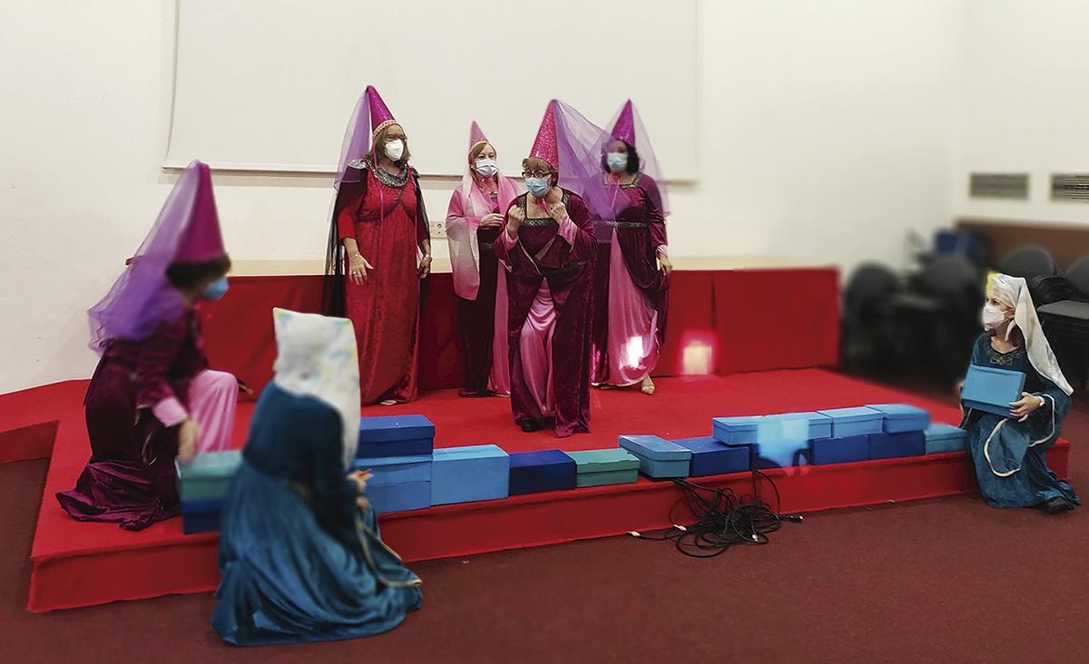 Muestra Local: 'La ciudad de las mujeres'
