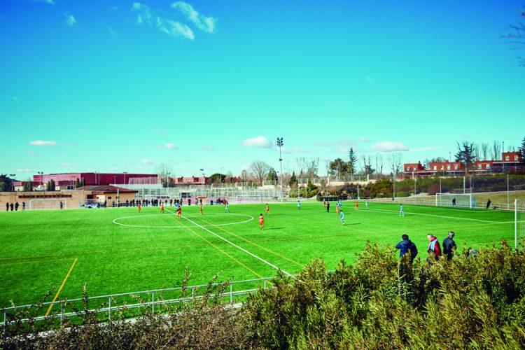 Ligas municipales 2021-2022: fútbol, tenis y pádel