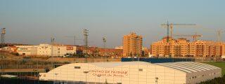 Arrancan las obras de mejora del polideportivo municipal Cerro del Telégrafo
