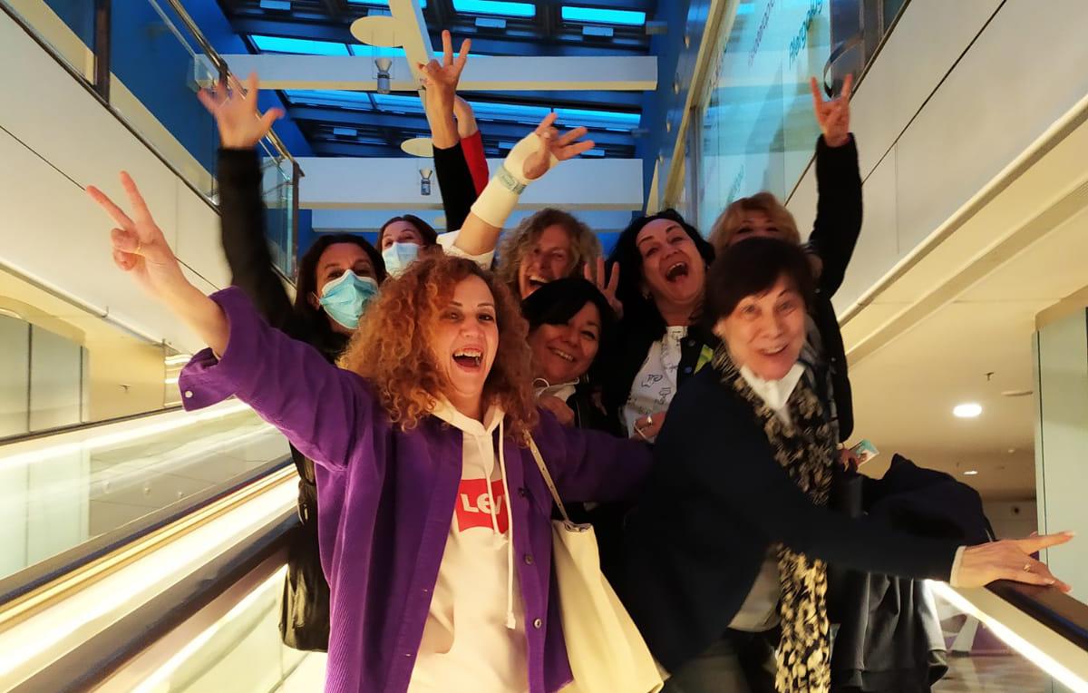 Muestra Local de Artes Escénicas: 'Simplemente mujeres'
