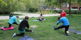 Las ventajas de compartir deporte en los parques