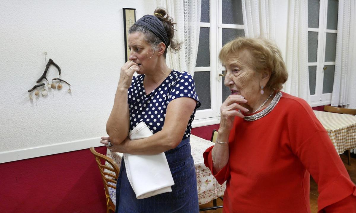 Documental 'Hostal España': otra forma de vivir la tercera edad