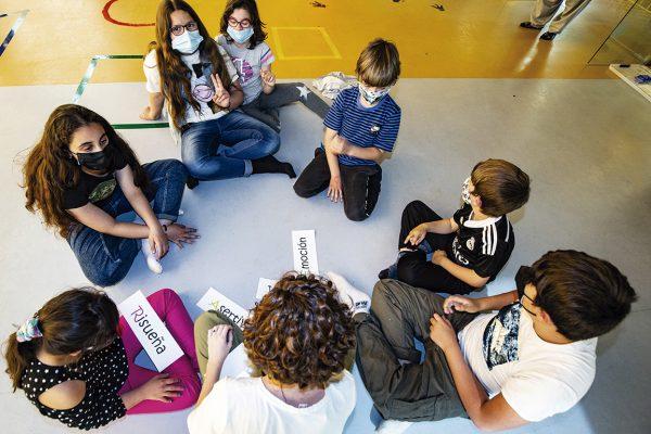 Foro Infantil: creciendo en comunidad