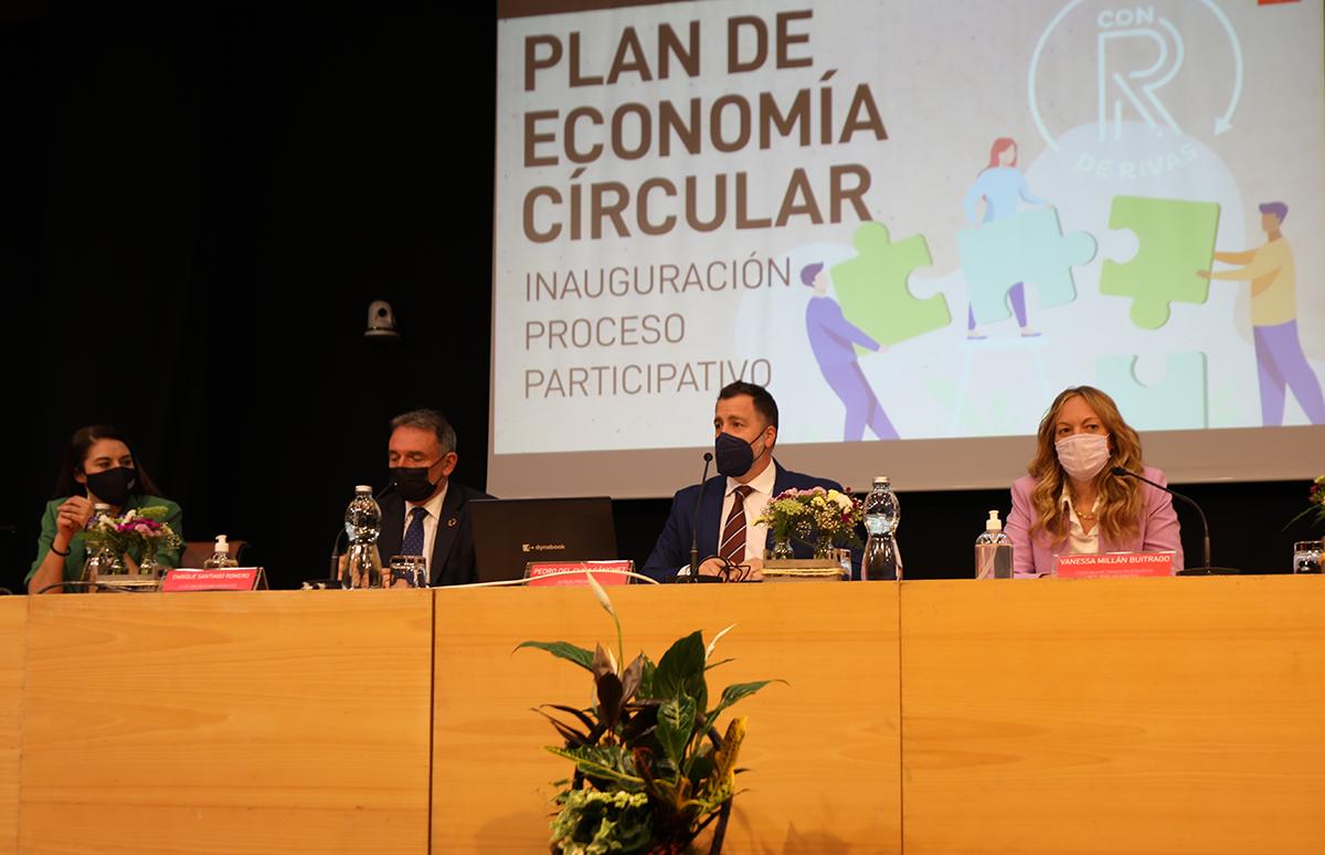 Rivas diseña con la ciudadanía su nueva estrategia de residuos