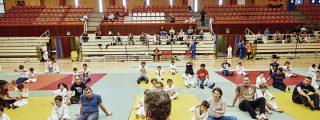 El deporte infantil despide la temporada con sus jornadas de clausura