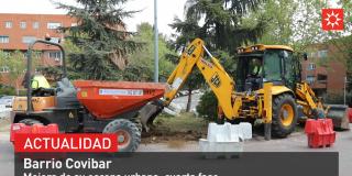Barrio Covibar: mejora de su escena urbana, cuarta fase (EDUSI)