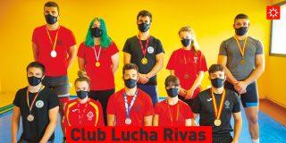 Club Lucha Rivas. Cantera de campeones