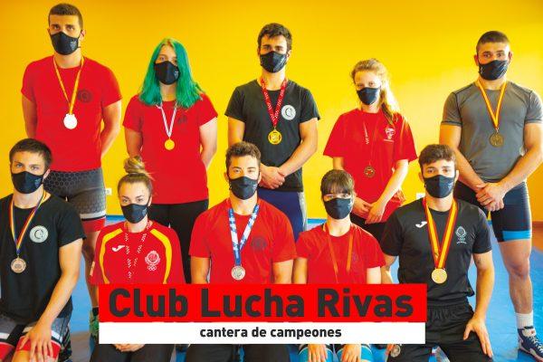 Club Lucha Rivas: cantera campeona