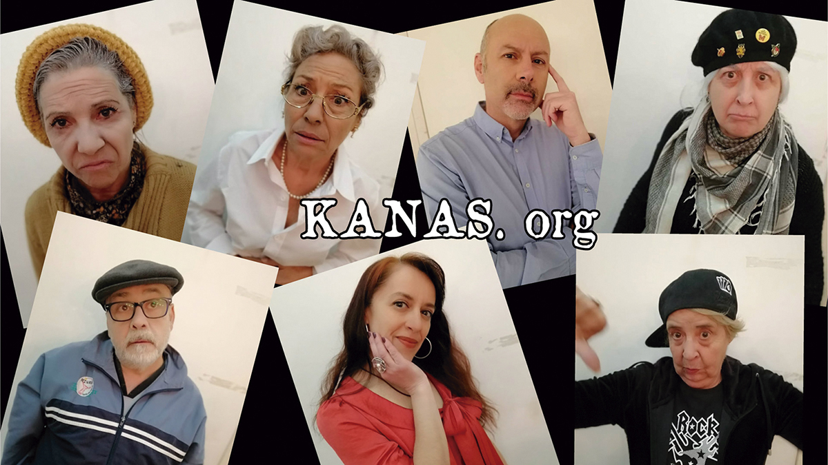 Muestra Local: 'kanas.org'