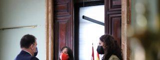 Rivas propone a la delegada del Gobierno en Madrid una hoja de ruta para solucionar el problema de Cañada Real en diez años