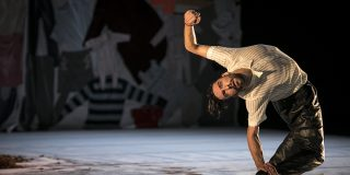 'Sombra efímera II':la danza de Eduardo Guerrero con flamenco