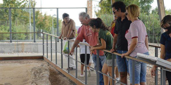 Arqueología prerromana:al yacimiento carpetano