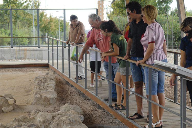 Arqueología con 2.500 años de historia:al yacimiento carpetano