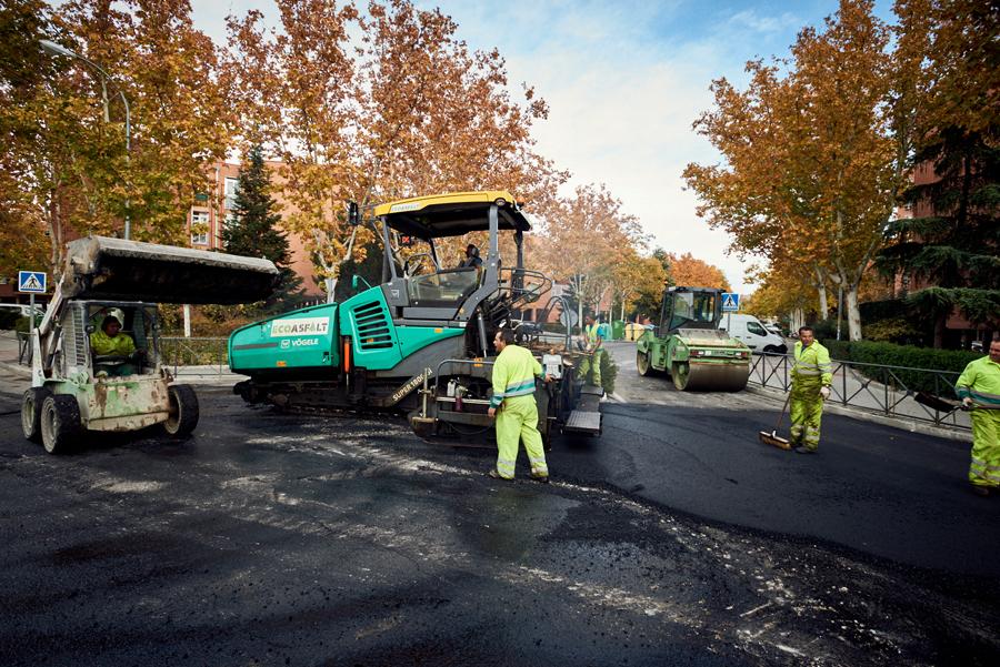 Cortes de tráfico por obras de asfaltado en Covibar