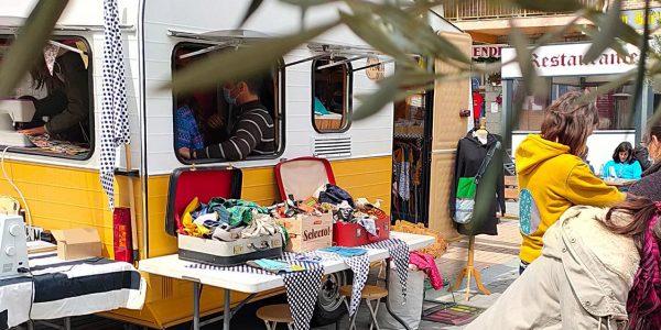 Ropa tendida en Rivas: tres días dedicados al reciclaje textil