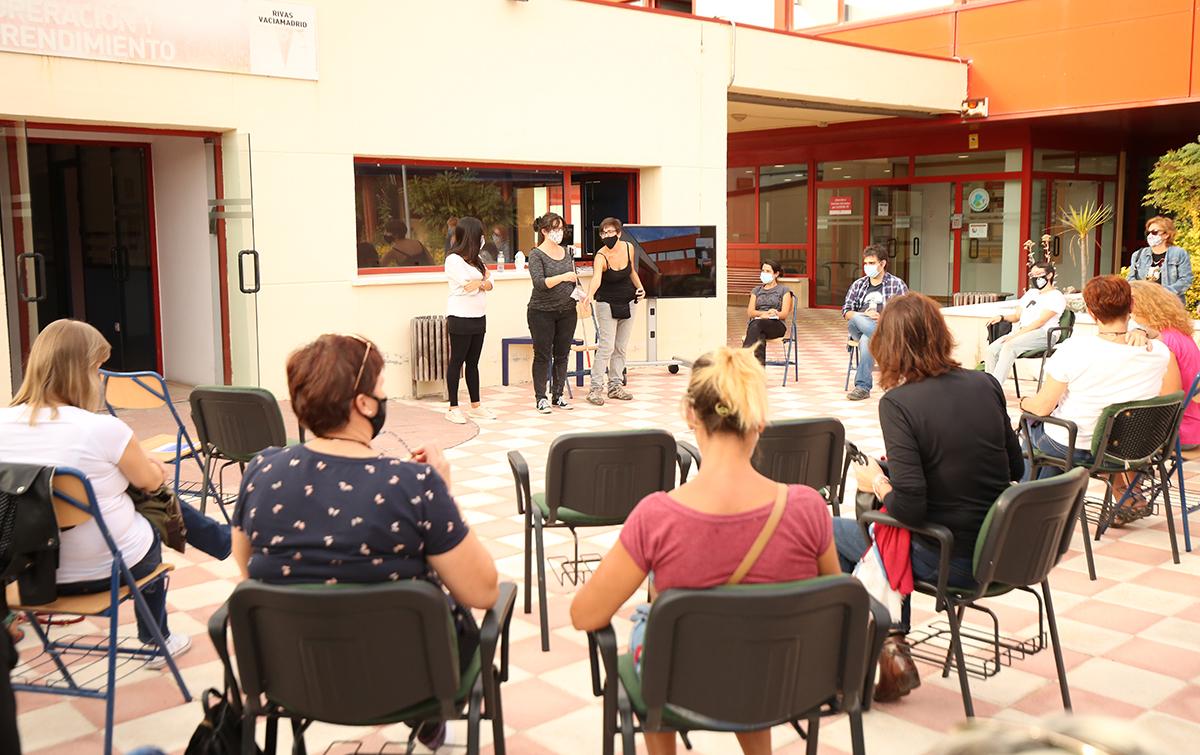Rivas estrena su Casa Feminista: un espacio para el encuentro