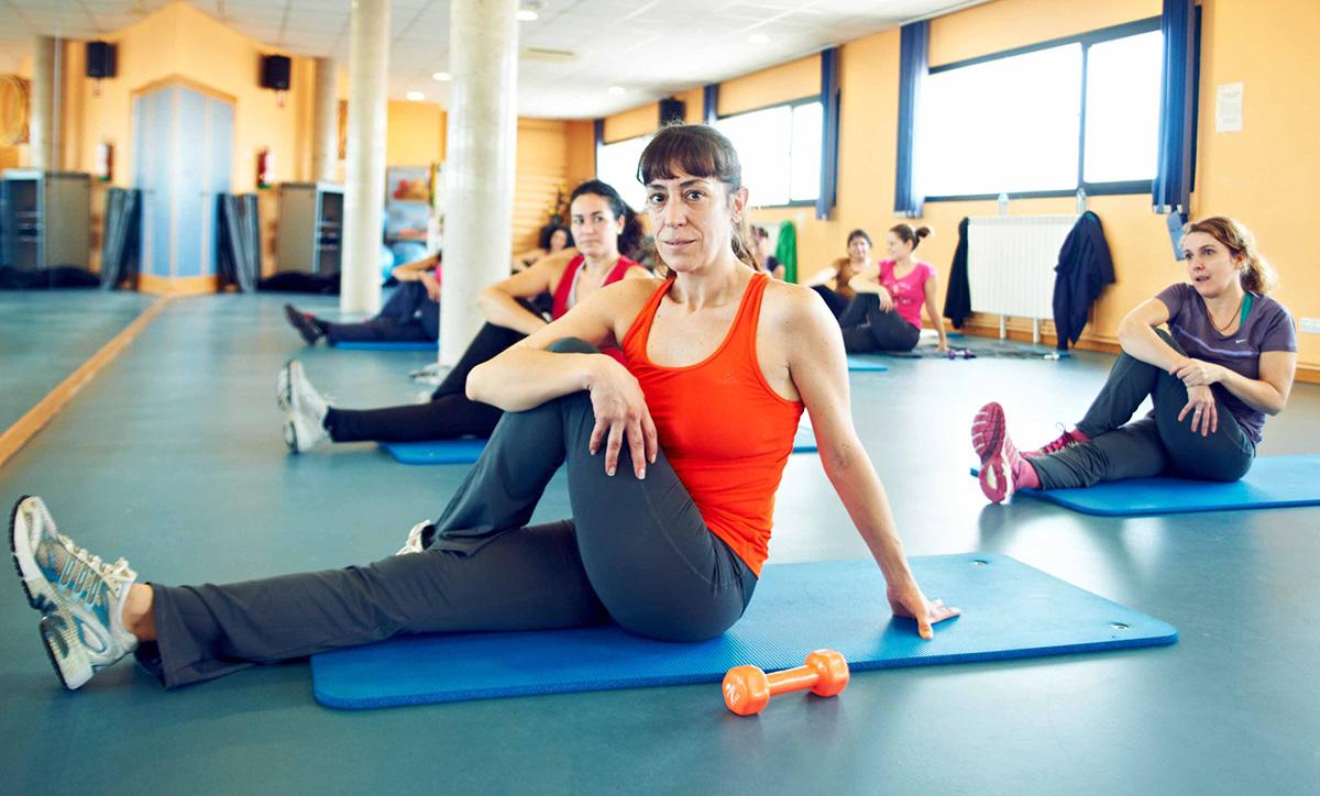 Un verano de pádel, pilates, combifitness y ciclo indoor