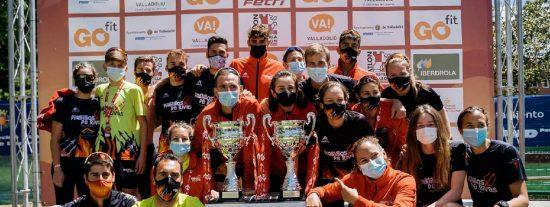 Diablillos de Rivas: campeones de la Liga Nacional de clubes