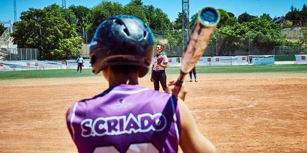 El campeonato de España sub 18 de sófbol, en Rivas