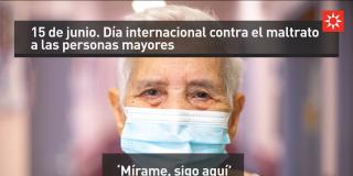 15 de junio. Día internacional contra el maltrato a las personas mayores