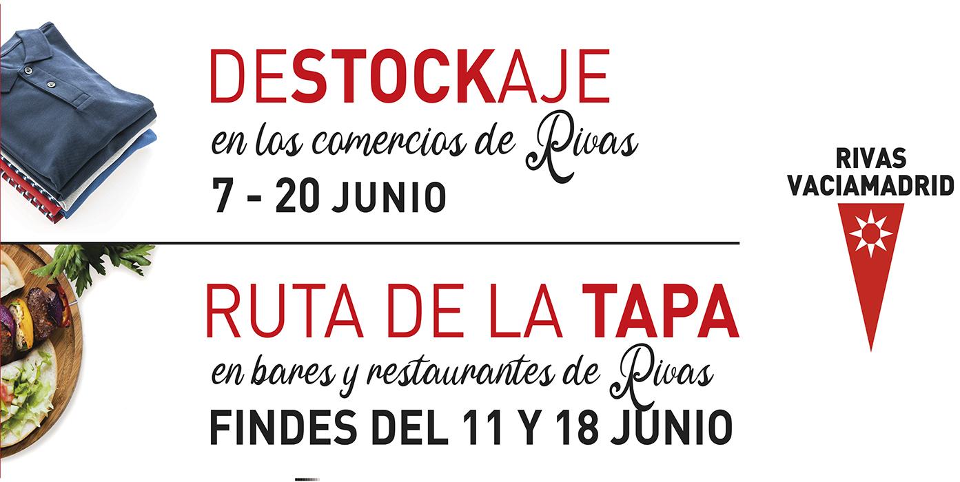 En junio: Ruta de la Tapa y destockaje en comercios