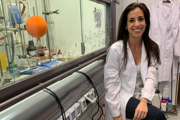 Laura Montalvillo: una científica de Rivas, en el CSIC