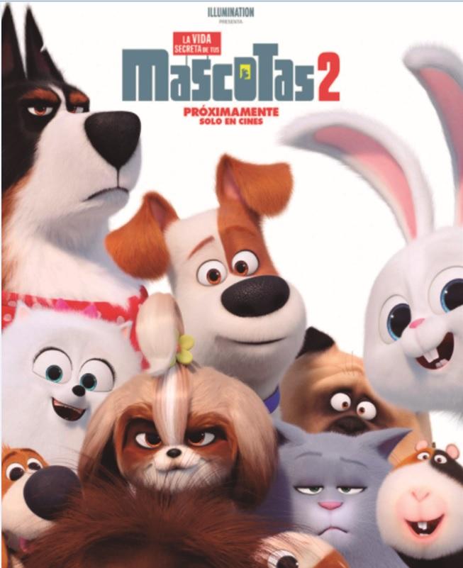 Cine de verano: 'Mascotas 2'