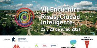 VII Encuentro. Rivas, ciudad inteligente. 23 de junio