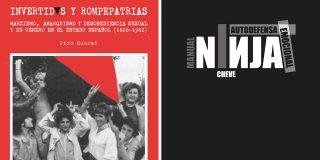 Presentación doble de libros: Piro Subrat y Cheve