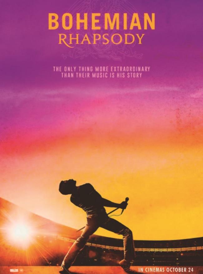 Cine de verano: 'Bohemian rapsody'