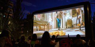 Cine de verano: noches de película