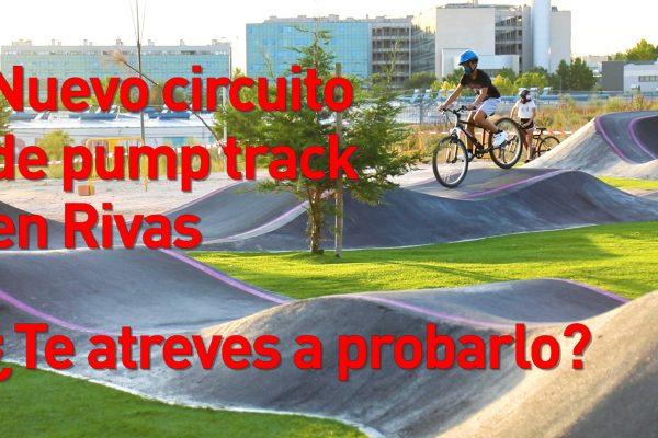Nuevo circuito de pump truck en Rivas