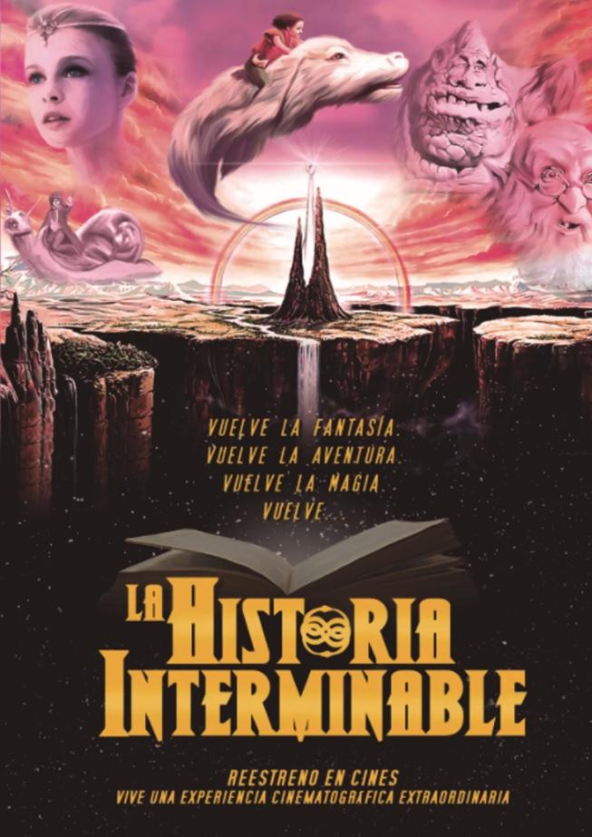 Cine de verano: 'La historia interminable'