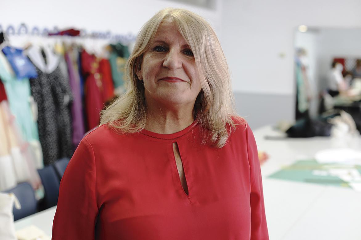 María José Martín: cuatro décadas entre costuras