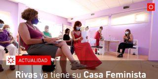 Rivas ya tiene su Casa Feminista