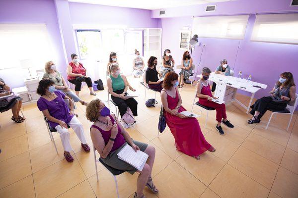 La Casa Feminista acoge sus primeras actividades