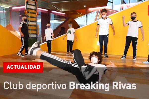 Club deportivo Breaking Rivas