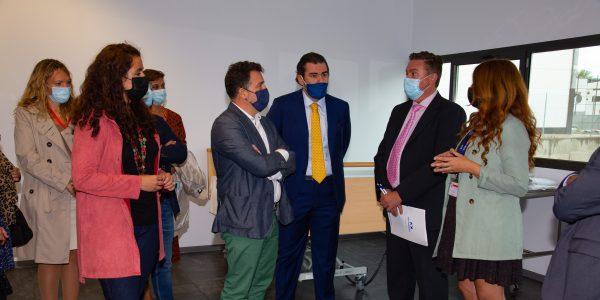 Rivas pone en marcha el nuevo centro de Formación Profesional en materia sanitaria