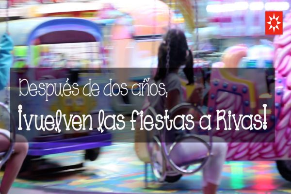 Fiestas de Rivas con toda seguridad