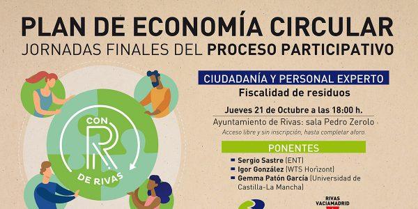 Economía Circular en Rivas: jornadas finales del proceso participativo