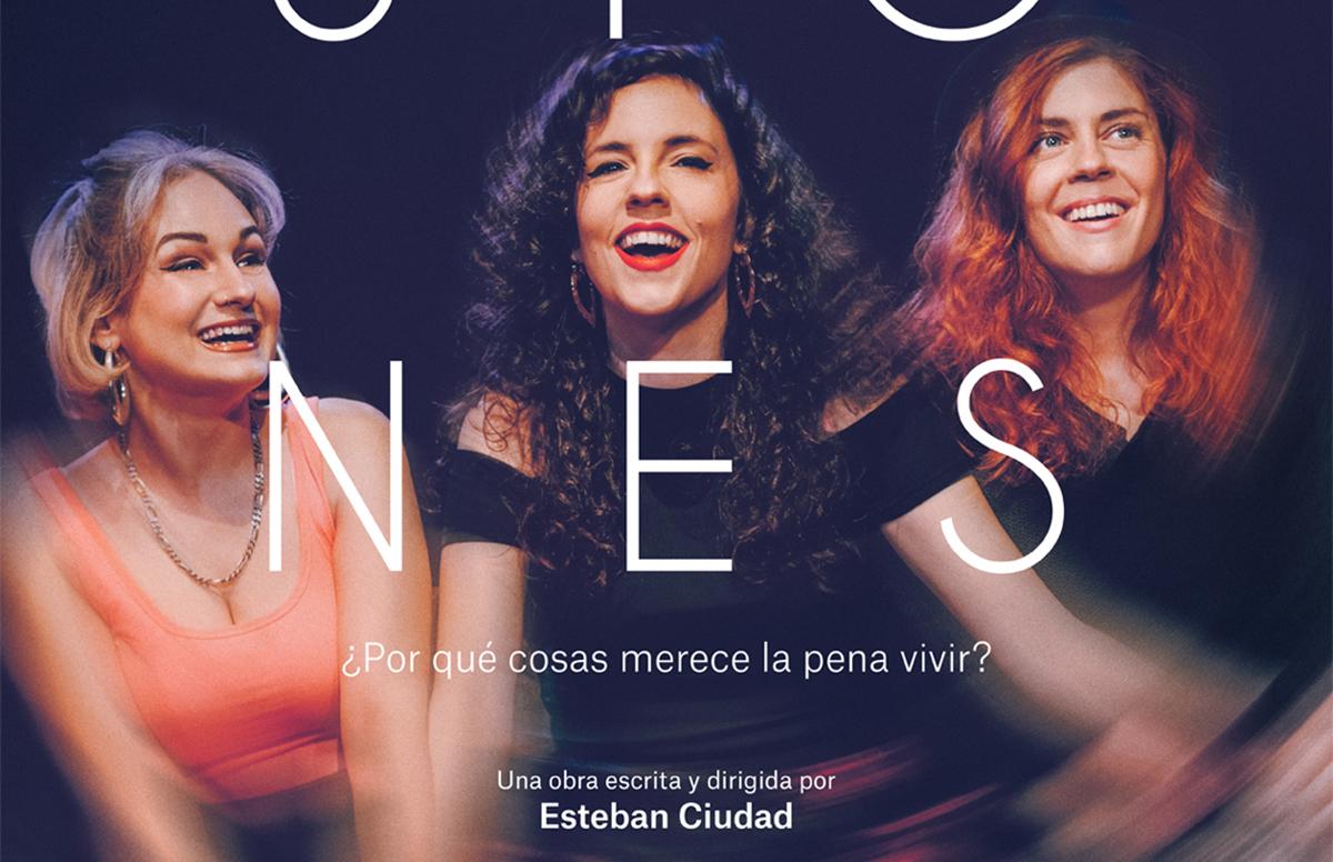 Noches de teatro off en el Lorca: 'Ilusiones'