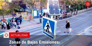 Zonas de Bajas Emisiones: colegios más saludables y más seguros