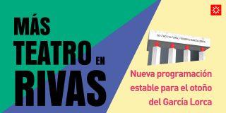 Más teatro en Rivas