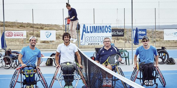 Regresa el Open Internacional de Tenis en Silla de Ruedas