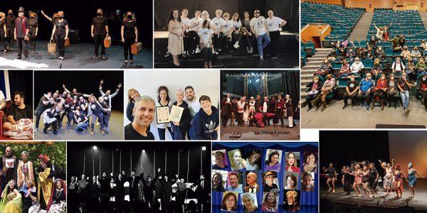 El teatro amateur de Rivas:organizado y premiado