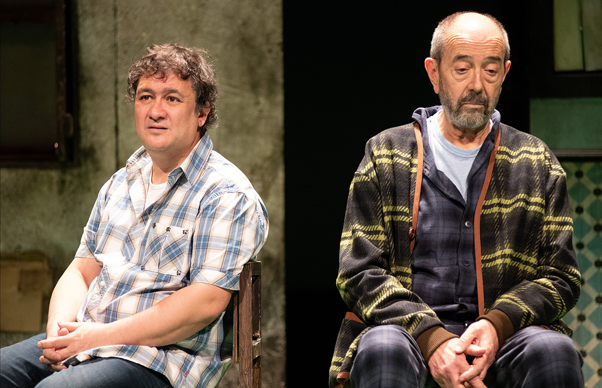 Teatro: 'Los asquerosos'
