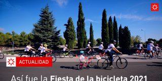 Así fue la Fiesta de la bicicleta 2021