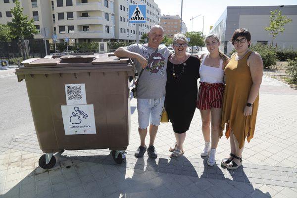 Quinto contenedor en Rivas: realidad que funciona