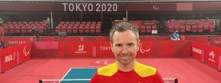 Álvaro Valera: cinco Juegos, seis medallas