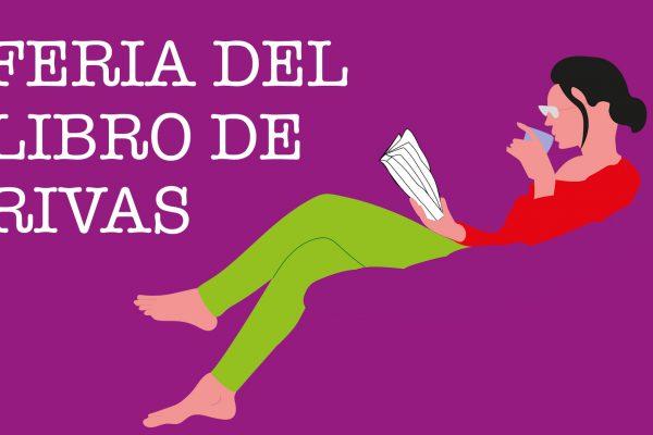 Así fue la VIII Feria del Libro de Rivas